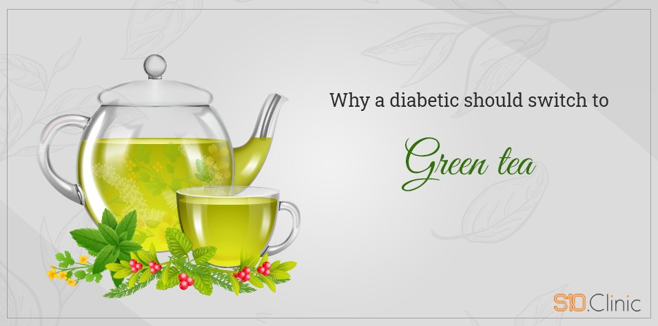 Why a Diabetic Should Switch to Green Tea